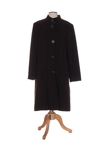 weinberg manteaux femme de couleur marron