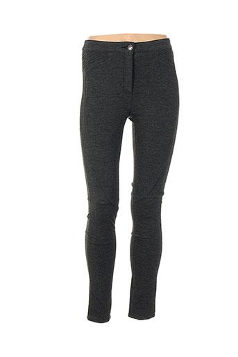 jocavi pantalons femme de couleur gris