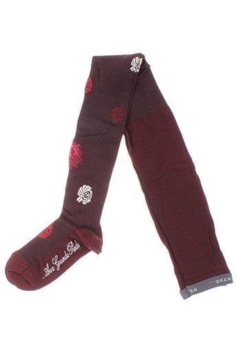 berthe aux grands pieds accessoires fille de couleur violet