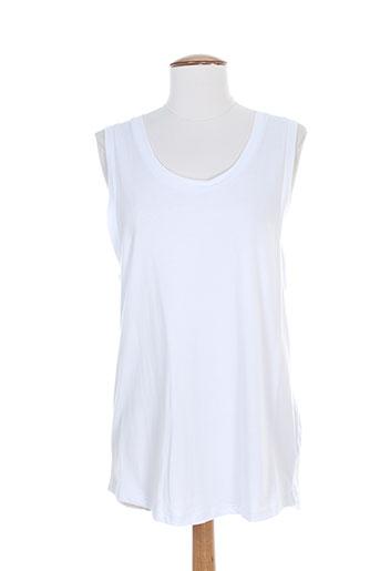 diabless chemises femme de couleur blanc