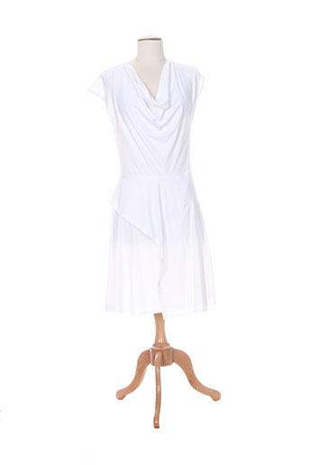 innate robes femme de couleur blanc