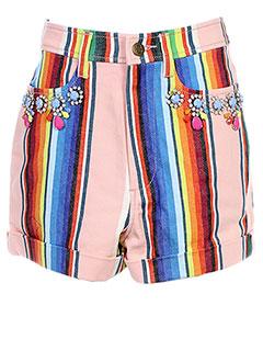 Produit-Shorts / Bermudas-Femme-MANOUSH