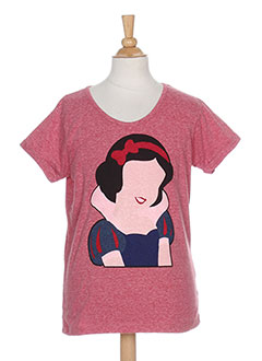 Produit-T-shirts / Tops-Fille-ELEVEN PARIS