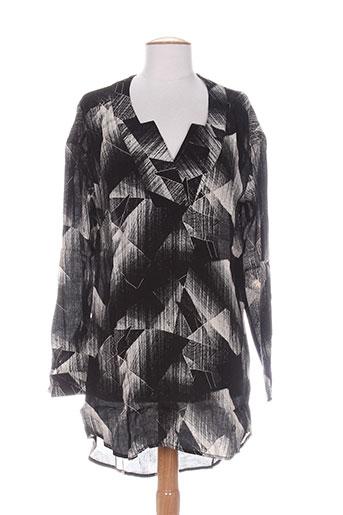 numph tuniques femme de couleur noir