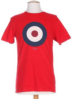 Produit-T-shirts / Tops-Homme-BEN SHERMAN