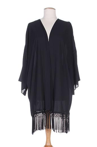 Veste casual noir BCBGENERATION pour femme