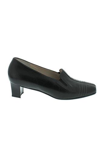 alex escarpins femme de couleur noir