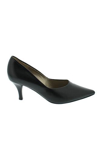 gabor escarpins femme de couleur noir