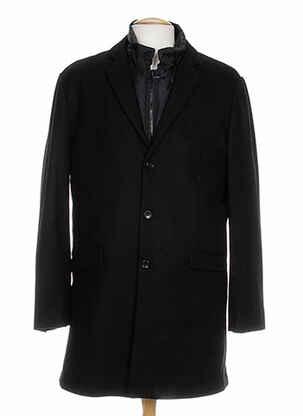 Veste chic / Blazer noir PARTNER'S pour homme