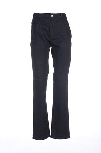 impaqt pantalons et decontractes femme de couleur noir