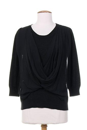 rinascimento pulls femme de couleur noir
