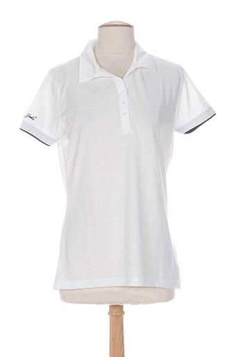 relay jeans t-shirts femme de couleur blanc