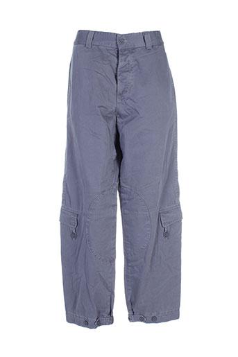 meltin'pot pantalons homme de couleur gris