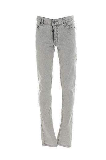 cheap et monday jeans et coupe et slim femme de couleur gris