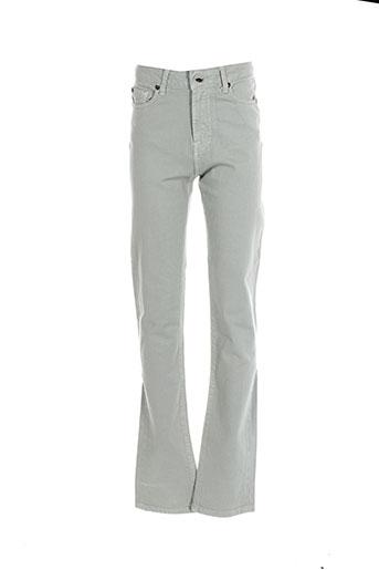 Jeans coupe slim gris PAUL & JOE pour femme