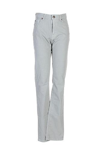 Pantalon casual gris PAUL & JOE pour femme