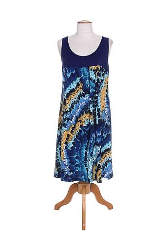 canat chemises et de et nuit femme de couleur bleu