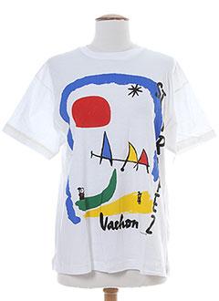 Produit-T-shirts / Tops-Homme-VACHON