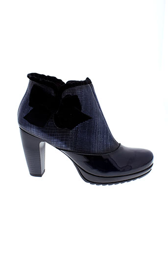 jose et saenz boots femme de couleur bleu