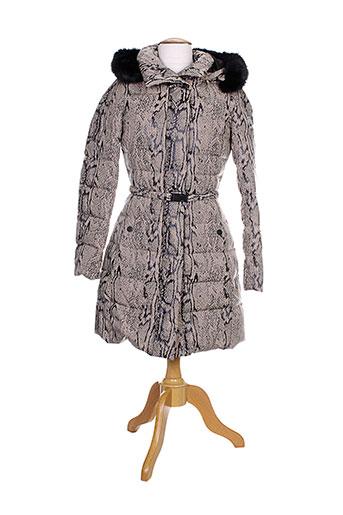 beaumont manteaux femme de couleur beige
