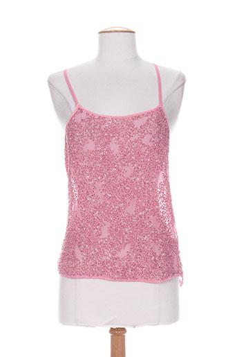 charlie joe chemises femme de couleur rose