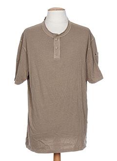 Produit-T-shirts / Tops-Homme-CALAMAR