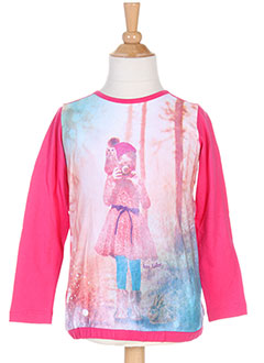 Produit-T-shirts / Tops-Fille-TOM TAILOR