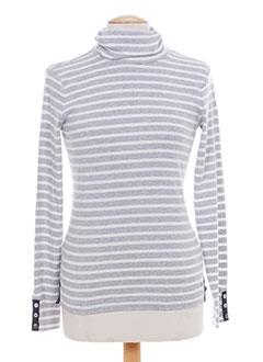 Produit-T-shirts / Tops-Femme-TOMMY HILFIGER