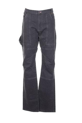 eden et park pantalons et decontractes homme de couleur gris