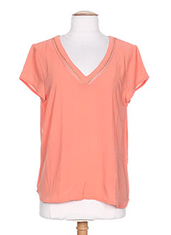 Produit-T-shirts / Tops-Femme-BY MONSHOWROOM