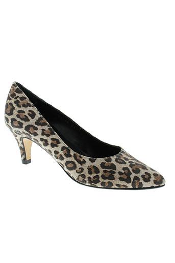 andy by semer chaussures femme de couleur marron