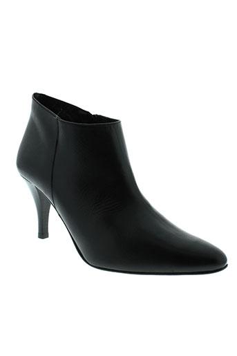 andy et by et semer boots femme de couleur noir