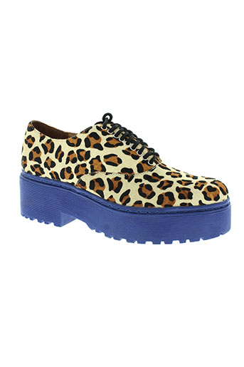 jeffrey campbell chaussures femme de couleur blanc