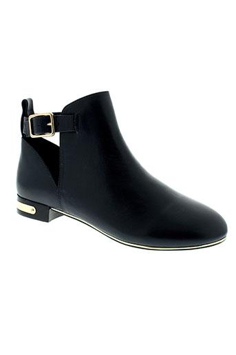 chocolate et schubar boots femme de couleur bleu