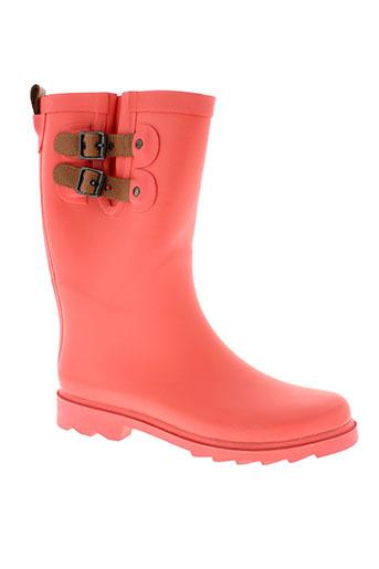 be et only boots femme de couleur rose