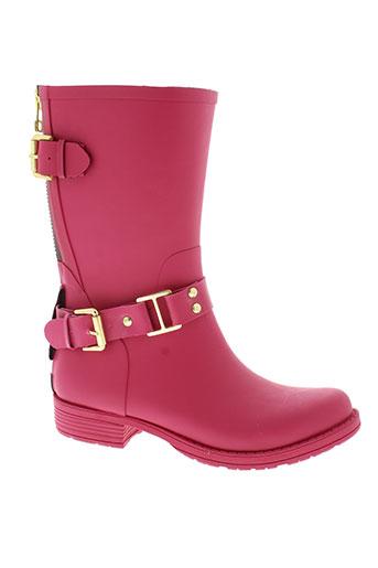 colors of california chaussures femme de couleur rose