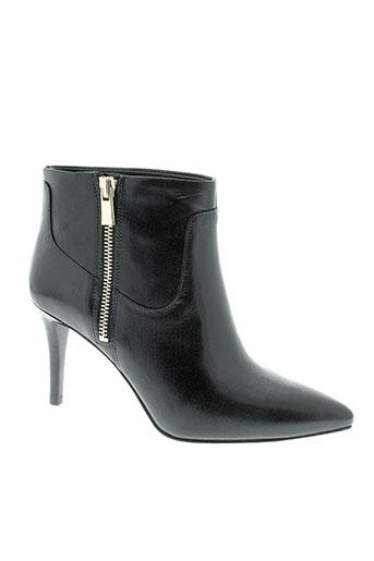 nine et west boots femme de couleur noir