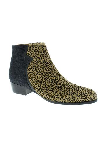 tatoosh boots femme de couleur beige