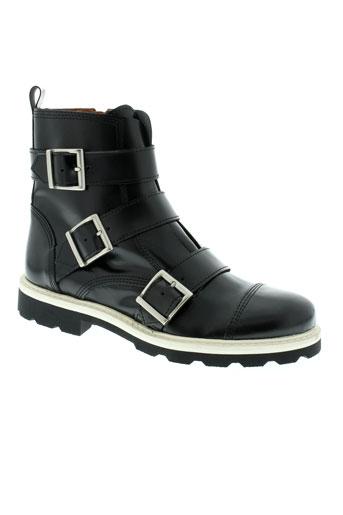 tatoosh boots femme de couleur noir