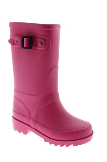 igor chaussures fille de couleur rose