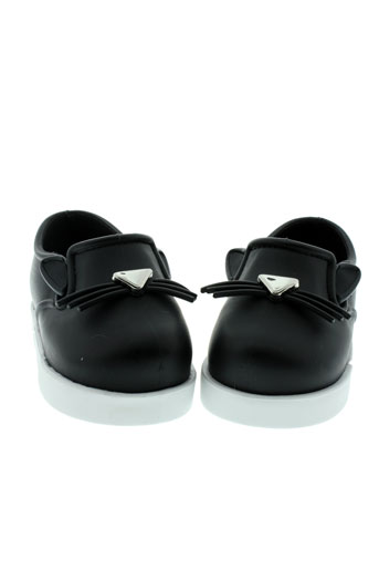 melissa chaussures fille de couleur noir