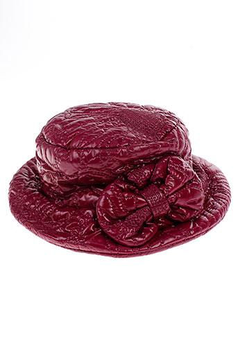 angiolo frasconi accessoires femme de couleur rouge