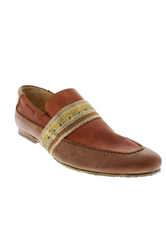 blackstone mocassins homme de couleur marron