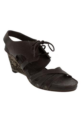 neosens sandales et nu et pieds femme de couleur gris
