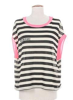 Produit-T-shirts / Tops-Femme-KOCCA
