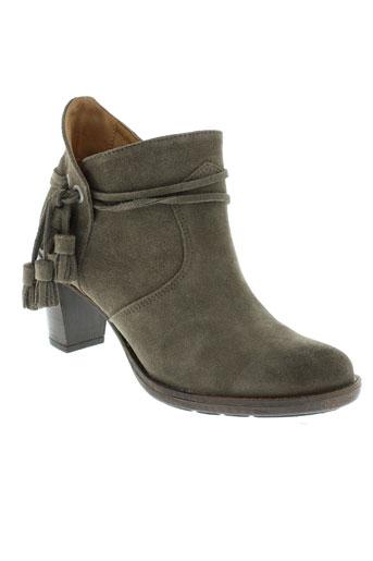 palladium boots femme de couleur marron