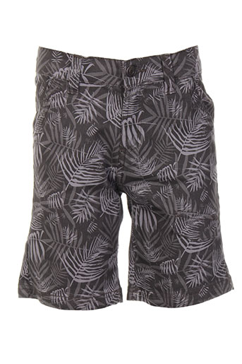 tuc tuc shorts / bermudas garçon de couleur gris