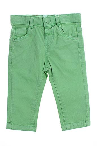 losan pantalons enfant de couleur vert