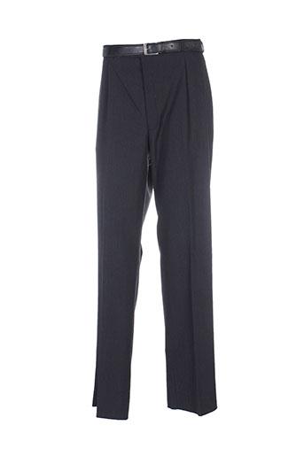 brühl pantalons homme de couleur noir