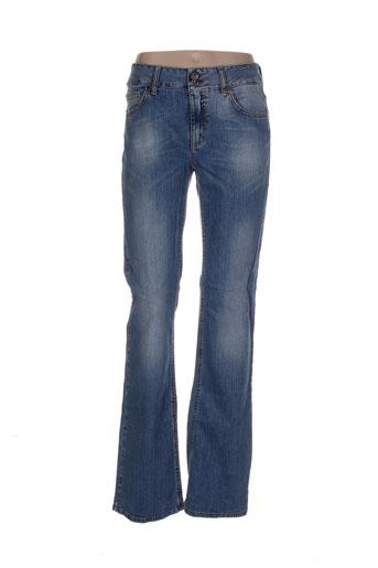 liu jo jeans femme de couleur bleu